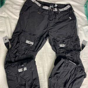 Vintage 90's Illig Parachute Pants